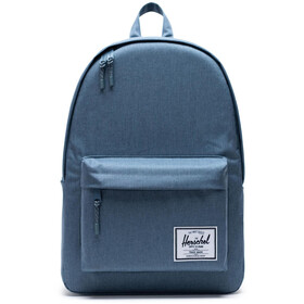 Herschel Classic X-Large Zaino, blue mirage crosshatch